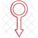 Gender Male Mars Icon