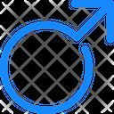 Male Gender Male Gender Icon