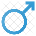 Male Gender Sign Icon