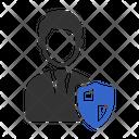 Male Guard Icon