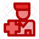 Male Nurse Icon