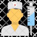 Male Nurse Icon
