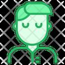 Male Nurse Hospital Icon