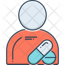 Male Patient Male Patient Icon