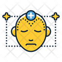Male Pattern Hair Loss Icon