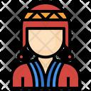 Male Peruvian Icon