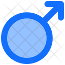 Male Sex Sign Gender Symbol Icon