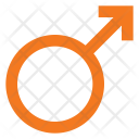 Male Sign Symbol Icon