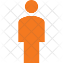 Male Person Symbol Icon