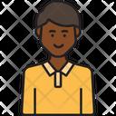 Male Staff Icon