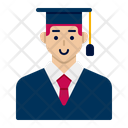 Male Student Student Boy Icon