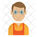 Male Student Student Male Icon