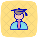 Male Student Male Student Icon