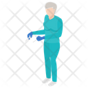 Surgeon Doctor Physician Icon