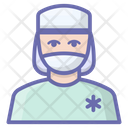 Physician Doctor Health Professional Icon