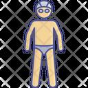 Athlete Swim Swimmer Icon