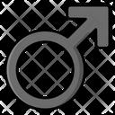 Gender Male Gender Male Symbol Icon