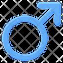 Male Symbol Masculine Male Sign Icon