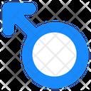 Male Symbol Gender Sex Icon