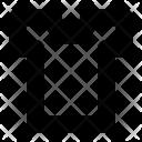 Male T Shirt Cloth Icon