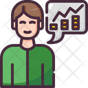 Male Trader Icon