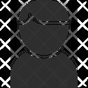 Male User Icon