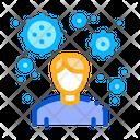 Male Virus Icon