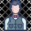 Aservice Men Icon