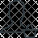 Male Wishlist Icon