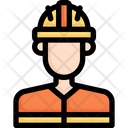 Male Worker Icon