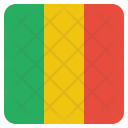 Mali National Country Icon