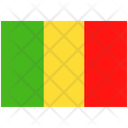 Flag Country Mali Icon