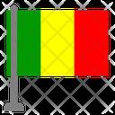 Flag Country Mali Icon