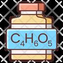 Malic Acid Icon