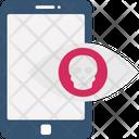 Malicious App Mobile Spy Mobile Virus Icon