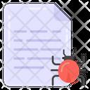 Malicious File Icon