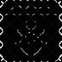 Malicious Website Icon
