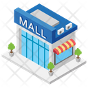 Mall Shopping Mall Market Icon