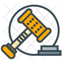 Attorney Mallet Justice Icon