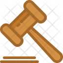 Mallet Law Justice Icon