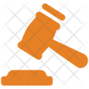 Icon Hammer Legal Icon