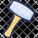 Mallet Construction Auction Icon