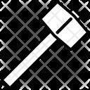 Mallet Hammer Tool Icon