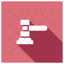 Law Hammer Htaccess Icon