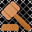 Justice Judge Law Icon