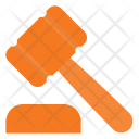 Mallet Justice Judge Icon