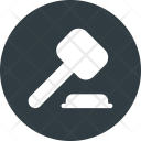 Mallet Court Direction Icon