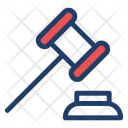 Mallet Law Court Icon