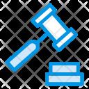 Mallet Hammer Law Icon