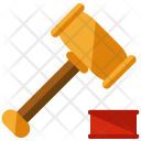 Mallet Justice Ethics Icon